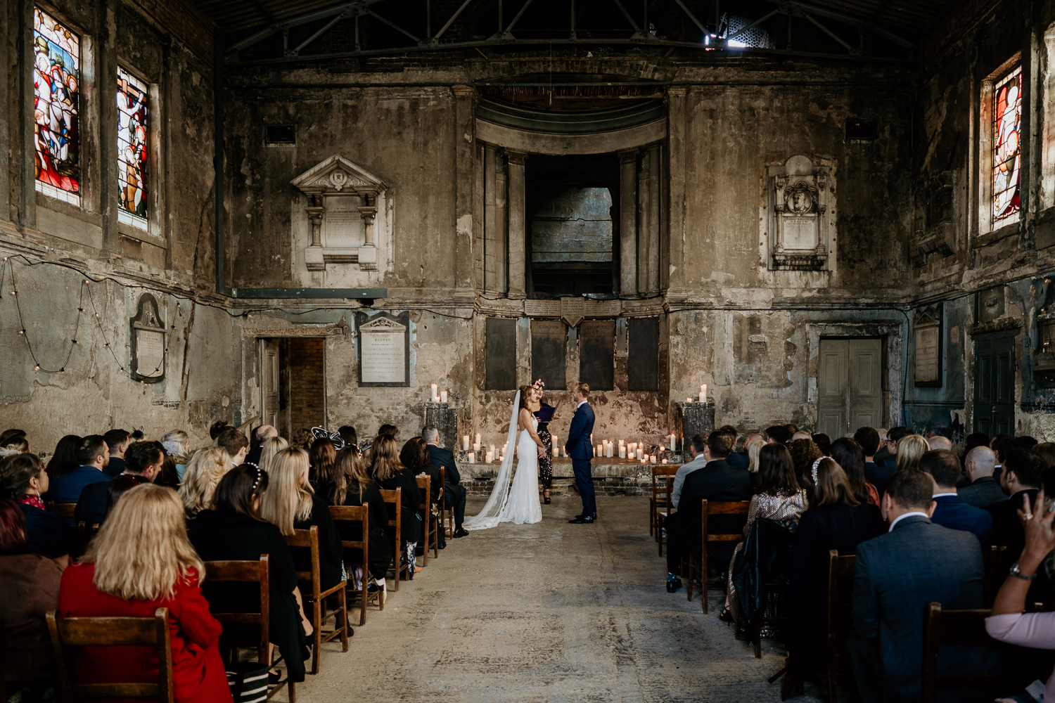 humanist wedding ceremony asylum chapel london
